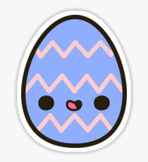 Happy Easter egg Sticker