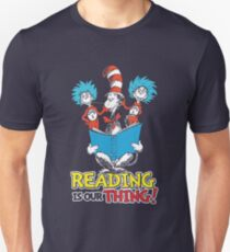 READ ACROSS AMERICA DAY 2016 T-Shirt