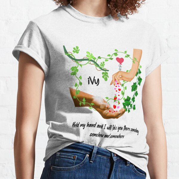 Evermore Ivy, Heart and Ivy Classic T-Shirt