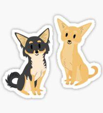 Cheeky Chihuahua Sticker
