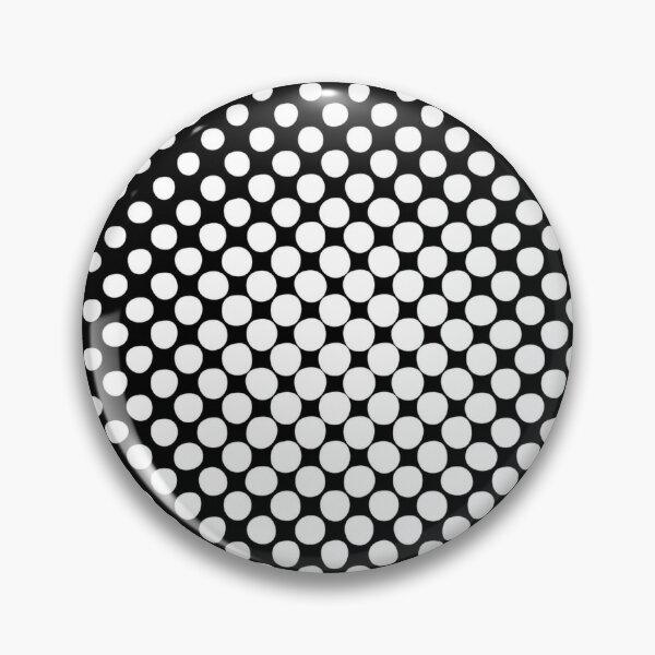 Radial Dot Gradient  Pin