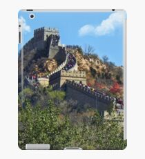 万里长城 GREAT WALL OF CHINA 万里长城  VARIOUS APPAREL iPad Case/Skin