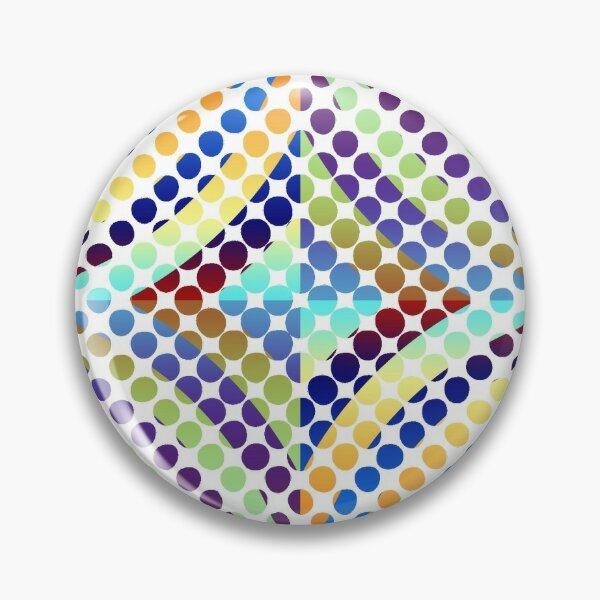 Copy of Radial Dot Gradient Pin