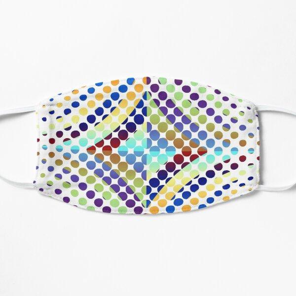 Copy of Radial Dot Gradient Flat Mask