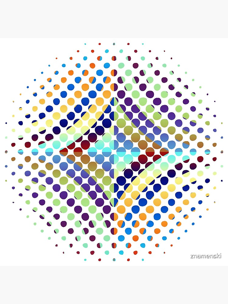 Copy of Radial Dot Gradient by znamenski