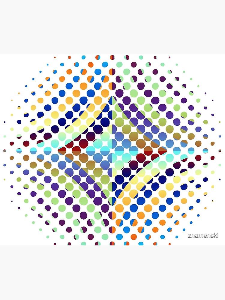 Copy of Radial Dot Gradient by znamenski