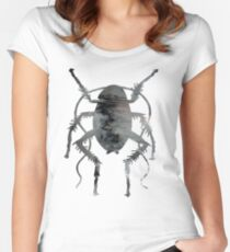 cockroach  Women's Fitted Scoop T-Shirt
