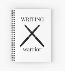 Writing Warrior Spiral Notebook