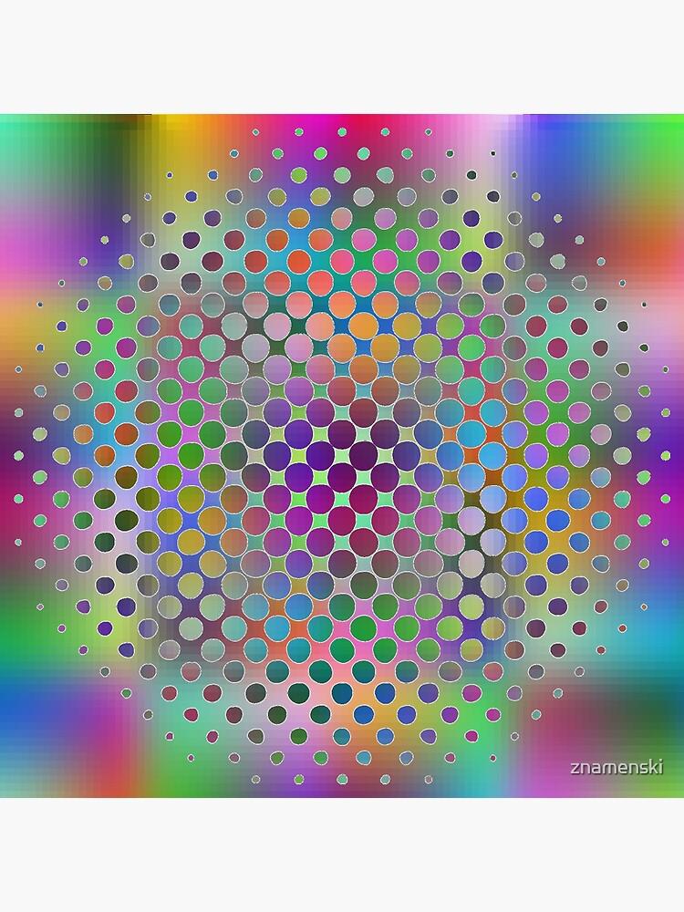 Radial Dot Gradient by znamenski