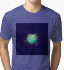 Green planet Tri-blend T-Shirt