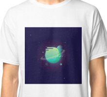 Green planet Classic T-Shirt