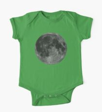 Lunar, MOON, Lunatic, Cosmos, Cosmic, Space, Near side of the Moon. One Piece - Short Sleeve