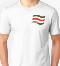 Sankt Pauli - Braun Weiß Rot T-Shirt