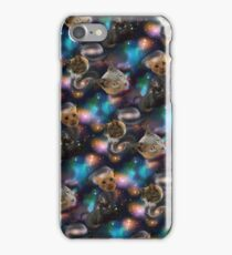 Galaxy Cats iPhone Case/Skin