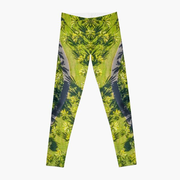 Palm Plantation Leggings