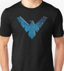 Nightwing Logo Unisex T-Shirt