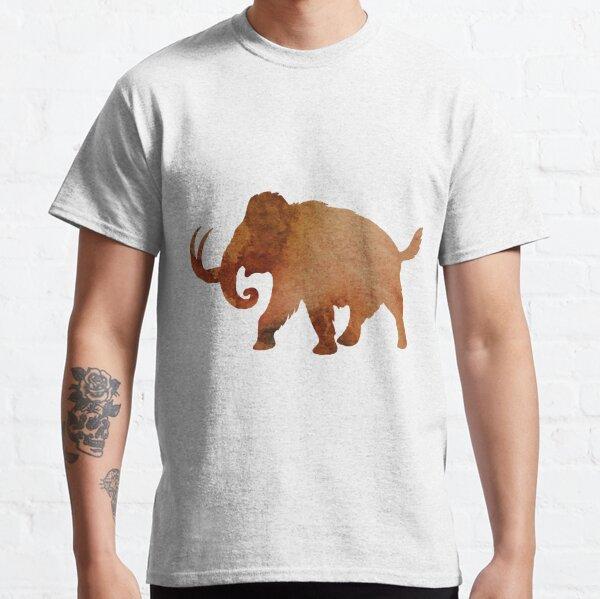Aquarell Mammoth Classic T-Shirt