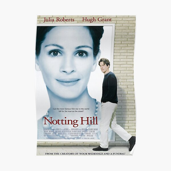 Notting Hill Movie Poster Poster