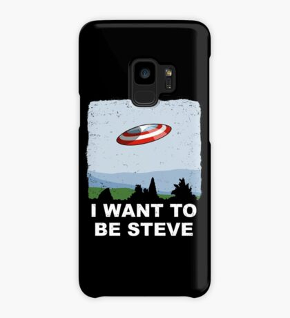 I Want To Be Steve Case/Skin for Samsung Galaxy