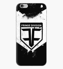 Fringe Division iPhone Case