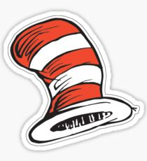 Read Across America Day - Dr Seuss Design Sticker
