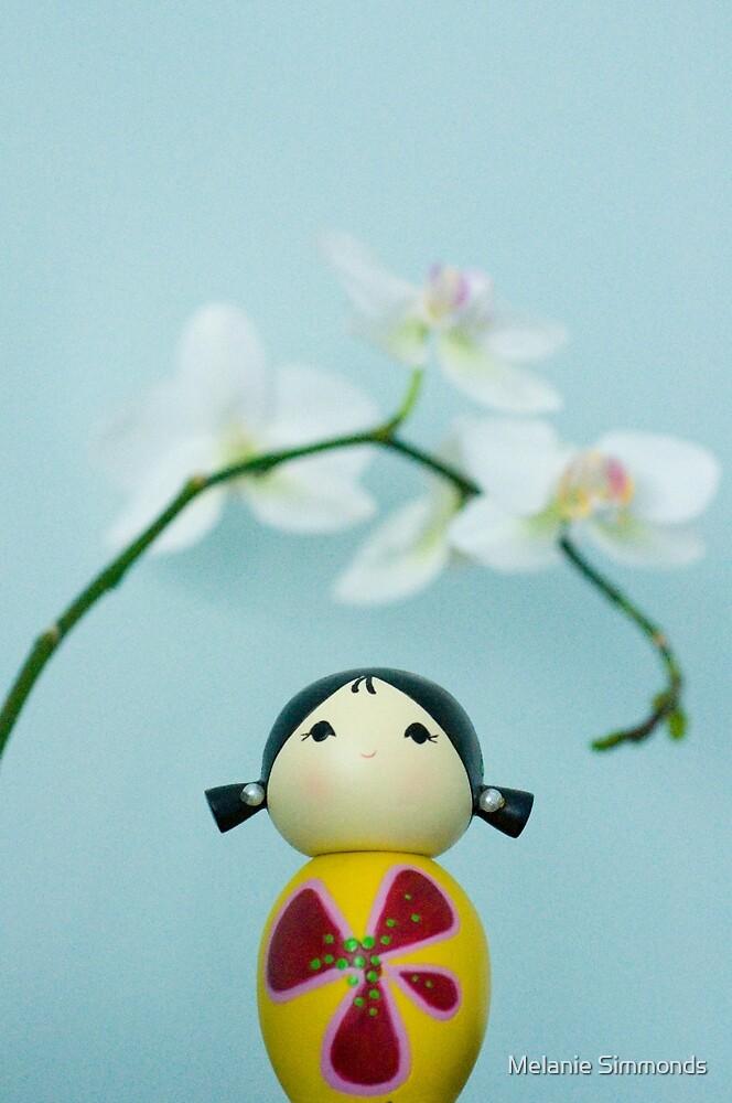 Distinctly Oriental by Melanie Simmonds