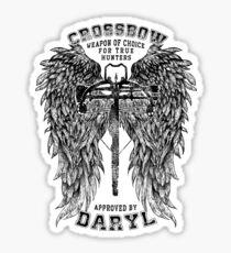 Crossbow Sticker