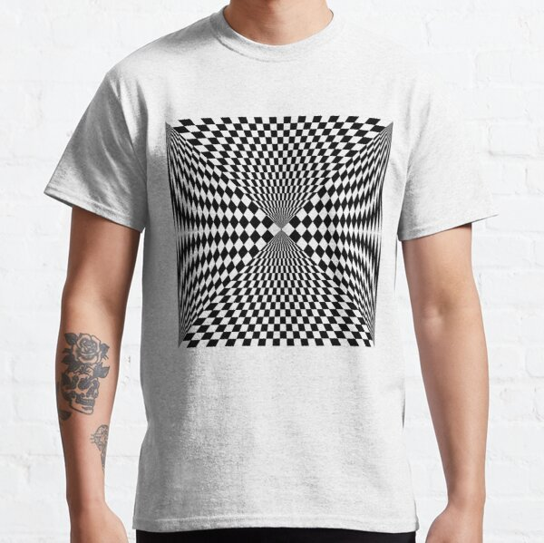 Copy of Copy of vicrot vasarely Classic T-Shirt
