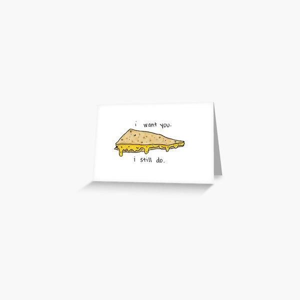 quesadilla Greeting Card