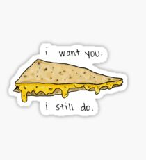 quesadilla Sticker