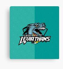 Liege leviathans quidditch - logo Canvas Print