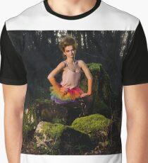 Ballerina Graphic T-Shirt