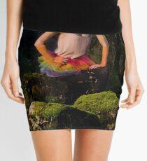 Ballerina Mini Skirt