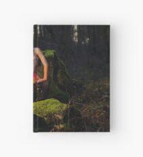 Ballerina Hardcover Journal