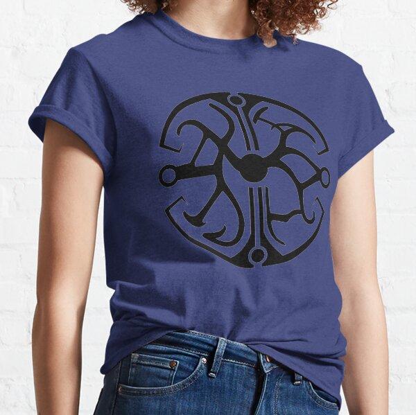 Zeichen des Gleichgewichts verschoben Classic T-Shirt