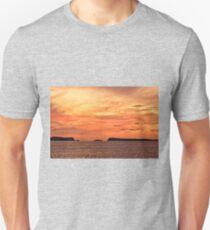 San Antonio Sunset Unisex T-Shirt