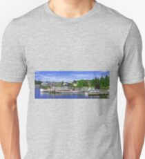 Bowness Pier Unisex T-Shirt