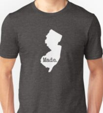 New Jersey Made NJ T-Shirt