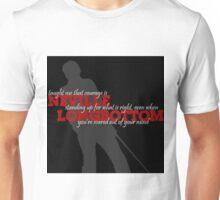 Neville Longbottom Taught Me..... Unisex T-Shirt