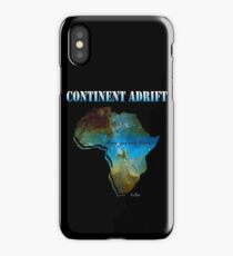Continent Adrift iPhone Case/Skin
