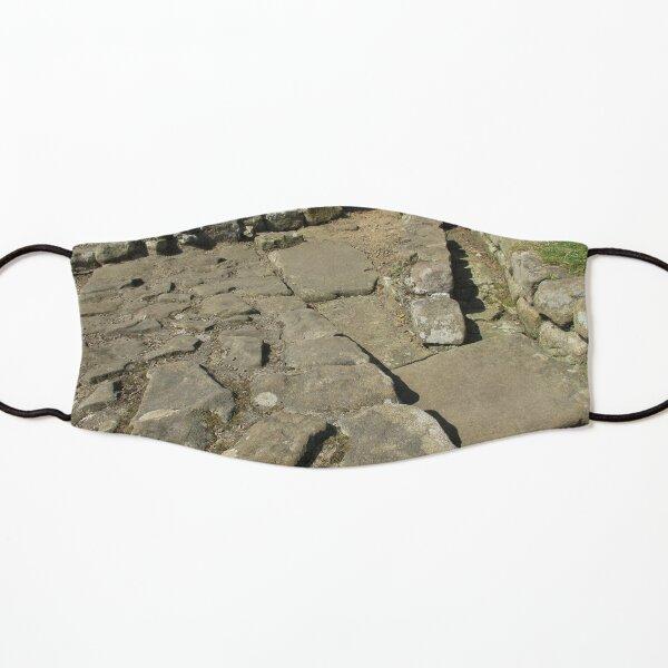 M.I. #110  ☼  Rocks And Bricks - Shot 12 (Hadrian's Wall) Kids Mask