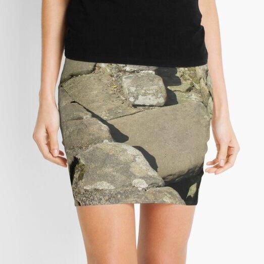 M.I. #110  ☼  Rocks And Bricks - Shot 12 (Hadrian's Wall) Mini Skirt
