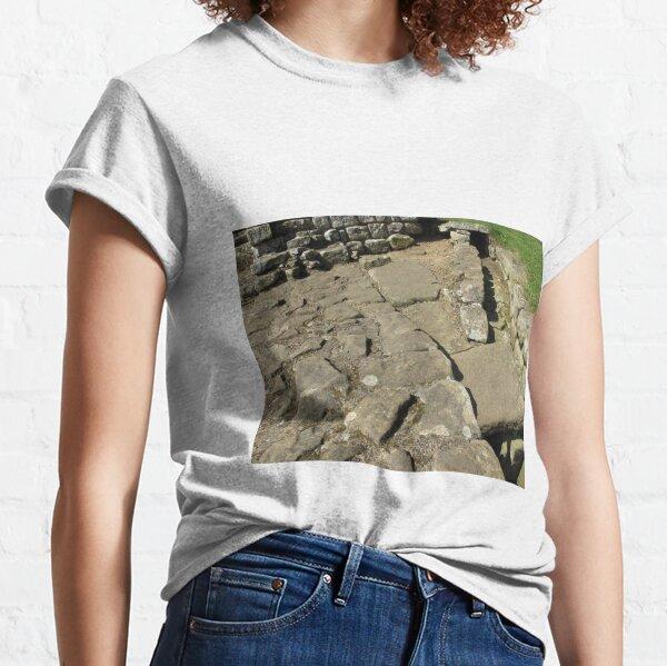 M.I. #110 |☼| Rocks And Bricks - Shot 12 (Hadrian's Wall) Classic T-Shirt