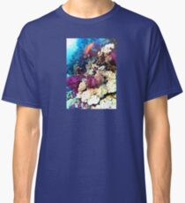 PAINT THE WRASSE MAN!  Classic T-Shirt