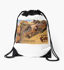 Mad Max Fury Road Drawstring Bag