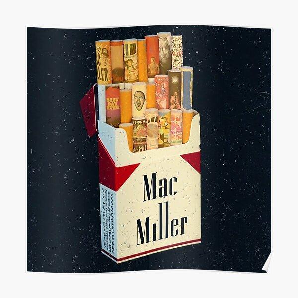 Cigarro Miller especial Póster