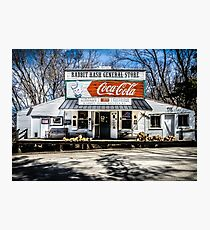 Rabbit Hash Store-Front View Photographic Print