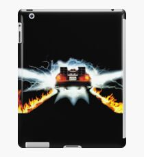 BTF - Delorean iPad Case/Skin