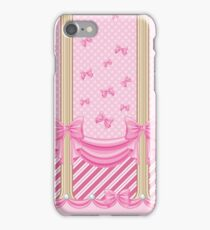 Lolita Ribbon Trim iPhone Case/Skin