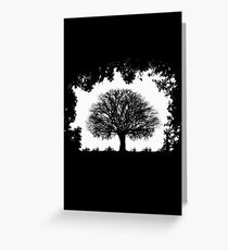 Contrast Greeting Card